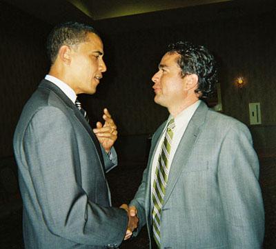 Obama and Greigo