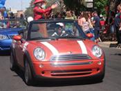 Pride parade 2008
