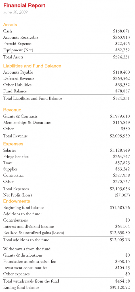 2009-annual-report-financials