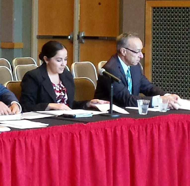 Legislative hearing 9-21-15