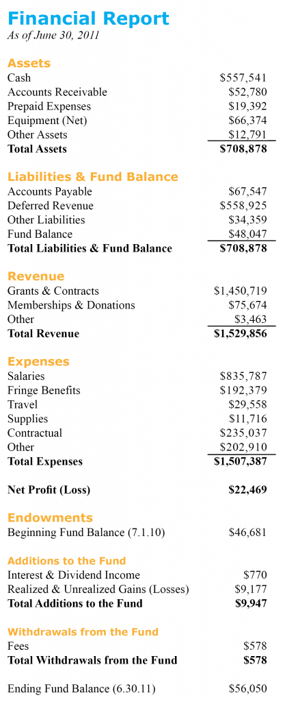 2011 annual report-financials