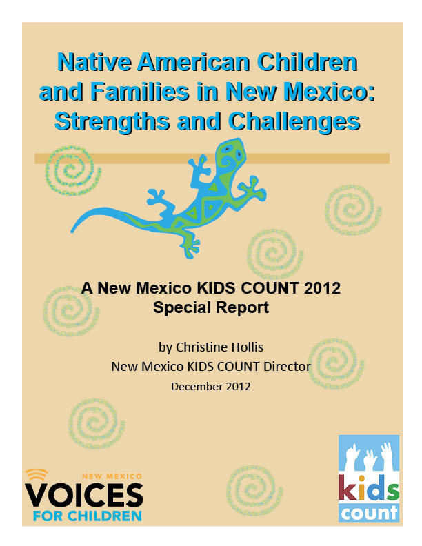 Native American KIDS COUNT report