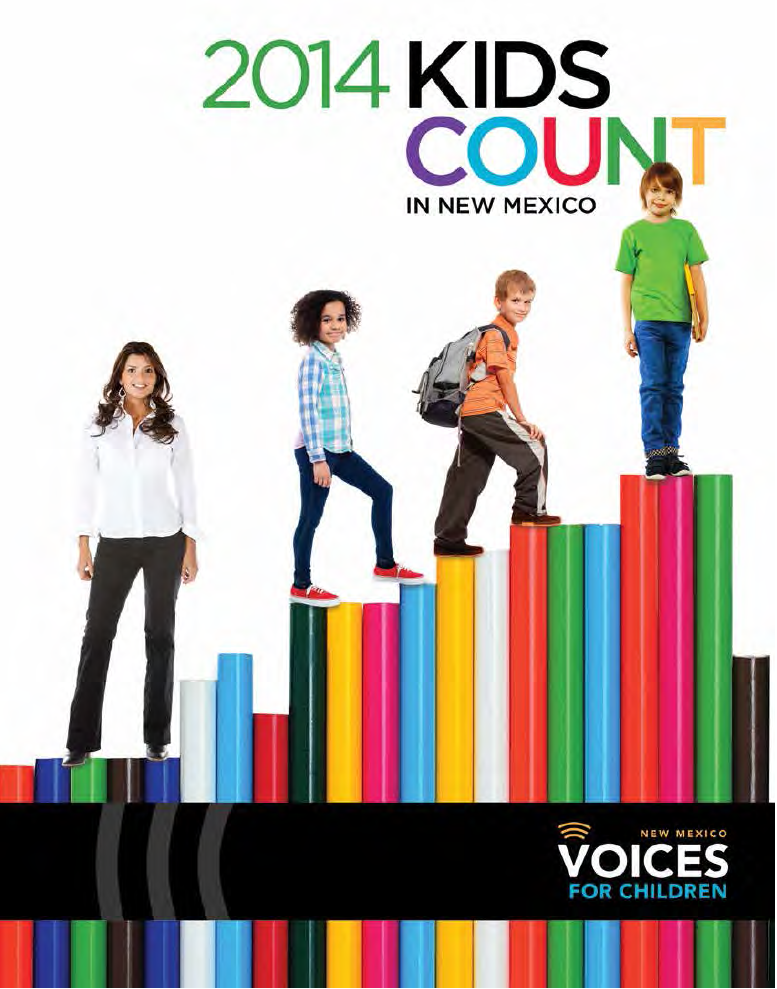 NM Kids Count report cover