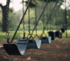 Empty swings-cropped