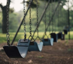 Empty swings-cropped