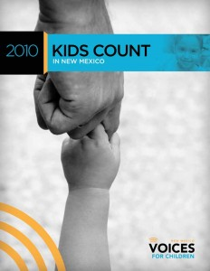 nm-kids-count-2010-cover